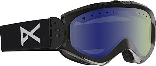 ANON - masque snowboard - anon majestic blk/blue lagoon 14 - UNIQUE -  Burton/anon, 2001002473791