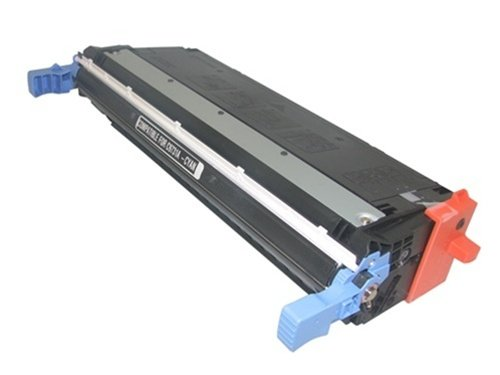 Calitoner Remanufactured Laser Toner Cartridge Replacement for HP C9731A-Cyan