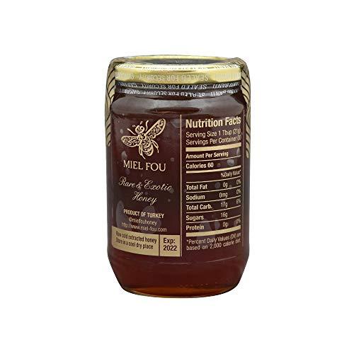 Mad Honey Medicinal Deli Bal (1kg / 2.2 lb) Rhododendron Honey by Miel Fou (Image #1)