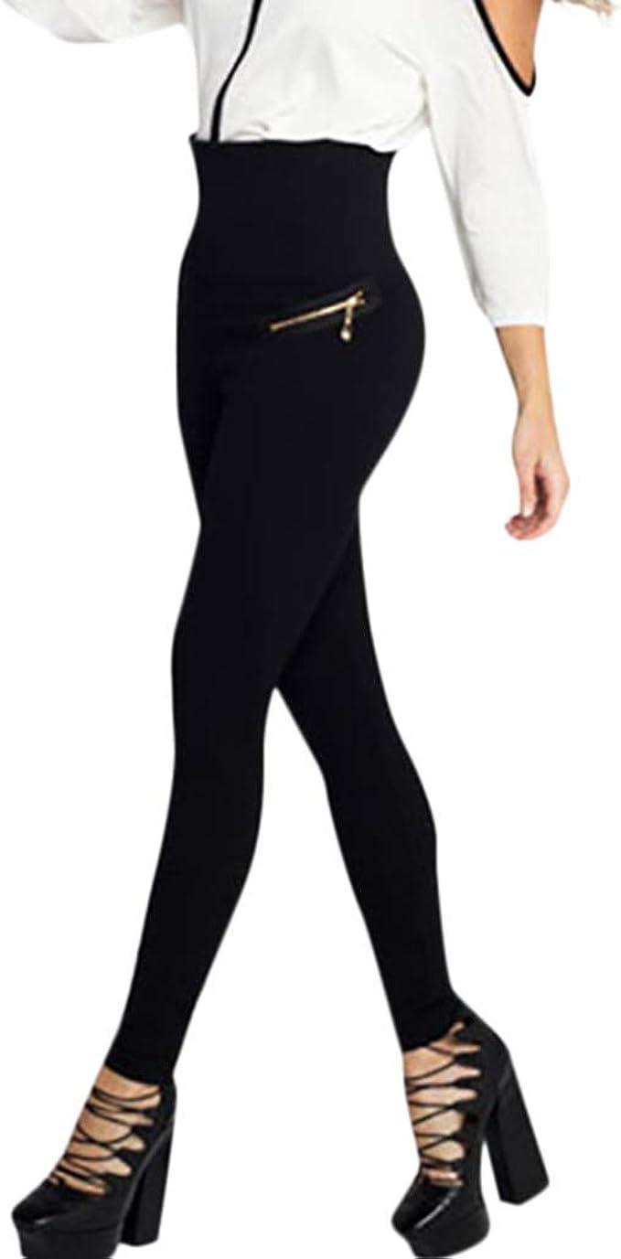 SLIMBELLE Leggings Sportivi Fitness Donna Capri Leggings Opaco Pantaloni Yoga Vita Alta Push Up Pantaloncini Compressione Palestra Leggins Elasticizzati Lunghi Tight Sport Allenamento Opaco Yoga