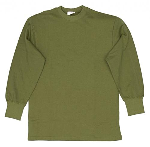 Alte Original Variant shirt And Winter Oliv Body Green Green Olive Varie Unterziehhemd peluche Taglie Bundeswehr T New Old Fq6UwTtF