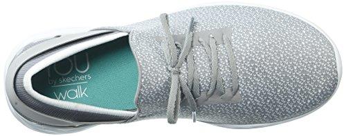 Skechers Dames-inspireer Sneaker Grijs