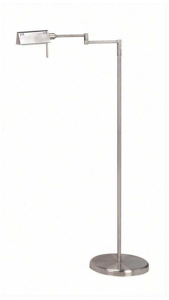 Lite Source LS 960AB Pharma Halogen Floor Lamp, Antique Brass     Amazon.com