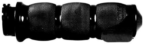 Avon Grips Black Air Cushion Grips with Throttle Assist AIR-90-ANO-BOSS ()