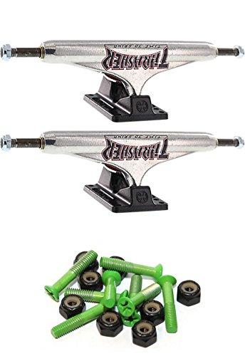 Independentステージ11 Thrasher TTG標準169 mmワイドスケートボードトラックwith 1