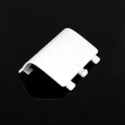 Battery Back Door Lid Cover Case for Xbox One Wireless Controller - White