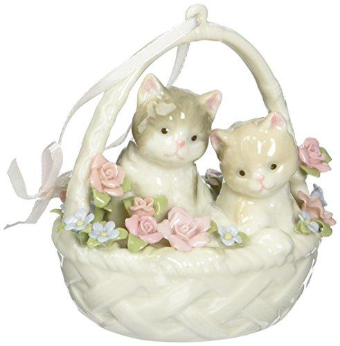 Cosmos 96557 Porcelain Kittens Figurine