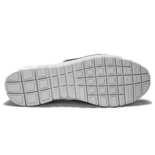 nbsp;différentes Chaussures Femme Holees À Noir Original Pour Et Au nbsp;– Enfiler Couleurs Choix Léger Bateau Mousse Mémoire En Tailles rFY7xrqz