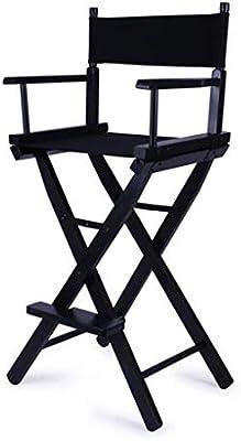 ShJttt-chair or stool Sillón de Madera de Alto Director ...