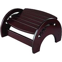 KidKraft Adjustable Stool For Nursing - Espresso