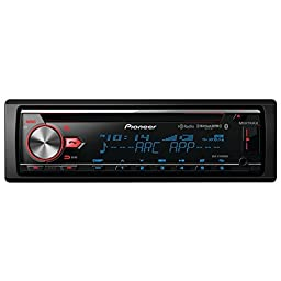 Pioneer DEH-X7800BHS CD Receiver with Enhanced Audio Functions