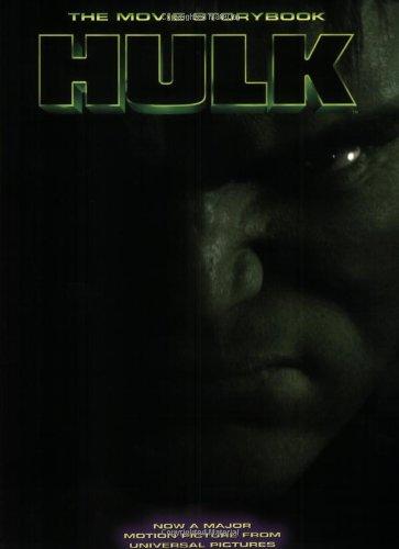 Download The Hulk: The Movie Storybook PDF