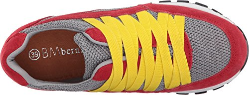 Cano Tara Mev Womens Bernie red Grey StqgzPz