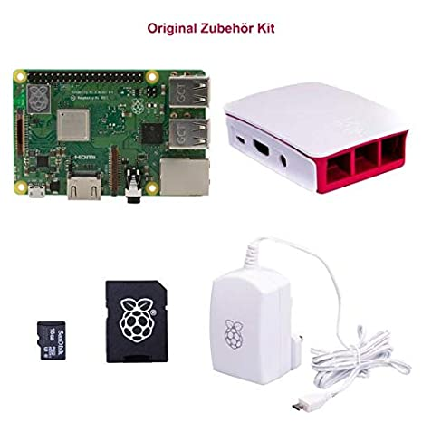 Raspberry Pi 3 Model B + (Pi 3B Plus) Pi 3B + Original ...