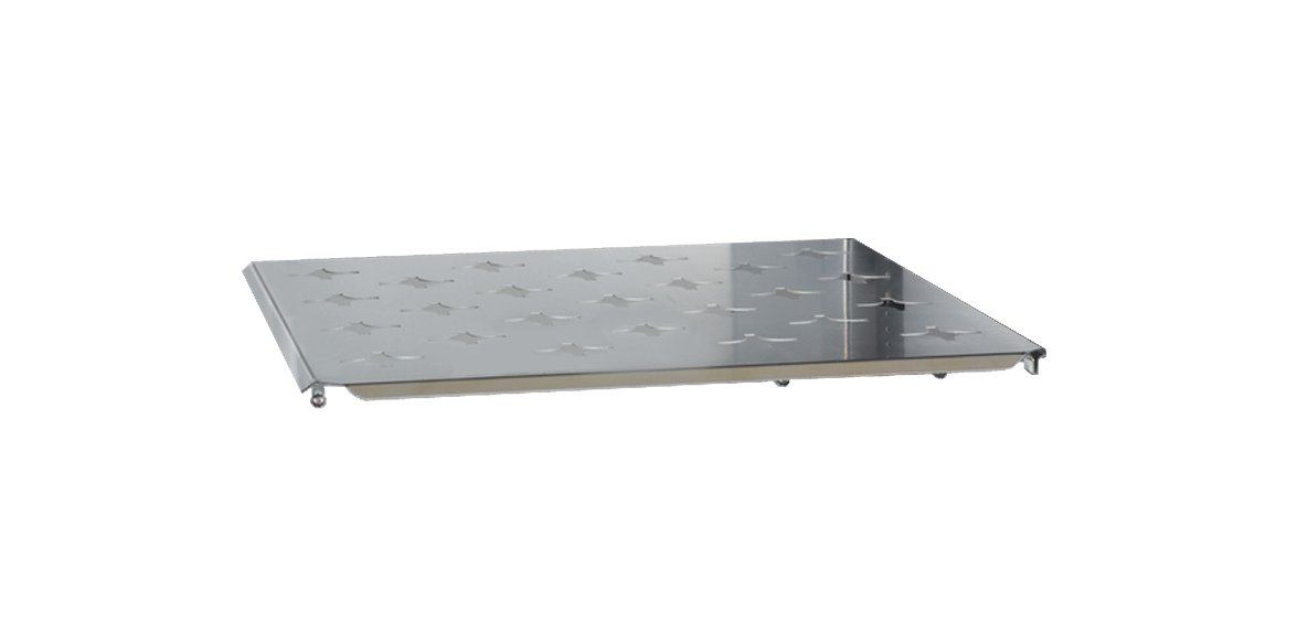 Thomas 5130713 Stainless Steel Shelf, For 7181T01/7181T04 Gravity Convection and Forced Air Ovens