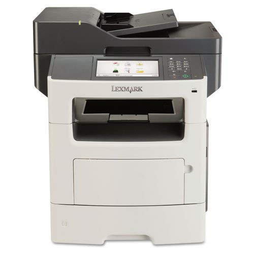 Refurbished Lexmark MX611de MX611 35S6701 All-In-One Printer Copier Scanner Fax Email w/90-Day Warranty by Lexmark (Image #1)