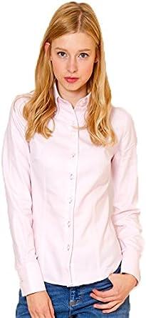 Bacco Buetti - Camisa para mujer, talla 44, color rosa ...