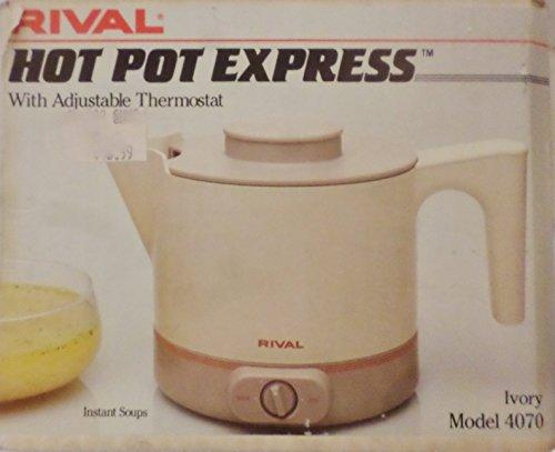 Rival Hot Pot Express Model 4070