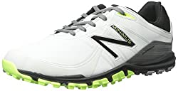 New Balance Men's Minimus Golf Shoe, Greygreen, 11.5 D Us