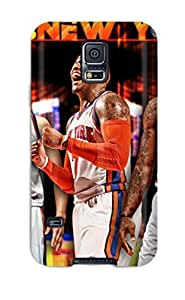 Ryan Knowlton Johnson's Shop new york knicks basketball nba he NBA Sports & Colleges colorful Samsung Galaxy S5 cases