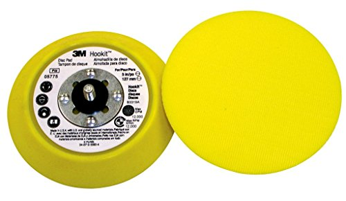 - 3M(TM) Hookit(TM) Disc Pad 05775, Hook and Loop Attachment, 5