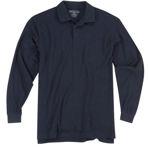 5.11 Tactical Professional LS Polo Shirt Dark Navy