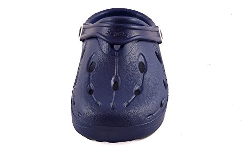 Chung Shi Dux Schuh-Kosmetik-Set 7903010 Unisex-Erwachsene Clogs & Pantoletten Navy