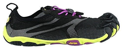 Vibram Women's Bikila Evo Road Running Shoe, Blue/Green, 36 EU/6.5 M US