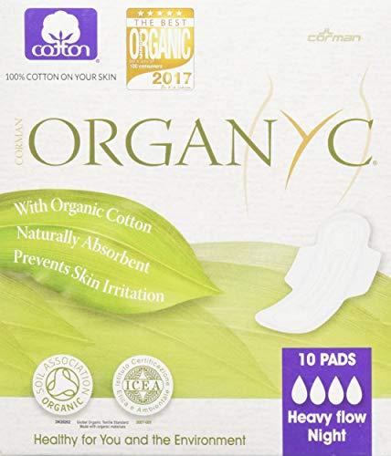 Organyc 100% Organic Cotton...