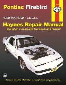 haynes pontiac firebird - 5