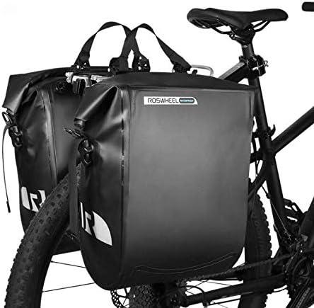 YUYAXBG Moda Bolsa Trasera para Bicicleta Bolsa De Asiento Trasero ...