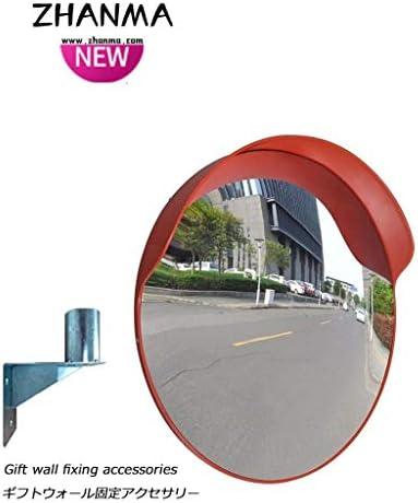 カーブミラー 屋内スーパーマーケット盗難防止安全ミラーガレージブラインドスポット凸Surfacパノラマトラフィックミラー、取付金具を送ります RGJ4-11 (Size : 1000mm)