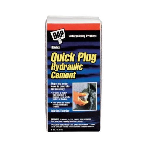 DAP 14084 2.5LB Hydraulic Cement 2.5 Lb