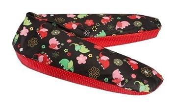 Flexofill M 532 Flores 170 x 34 cm Funda de almohada para lactancia para Flexofill