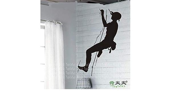 Adhesivo de escalada Escaladores Calcomanía Deportes extremos ...