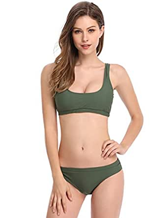 Amazon.com: Coolmee Womens Sexy High Waisted Vintage