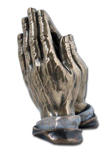 Praying Hands Statue - * Sale * Albrecht Durer - Ships Immediatly !! Praying Hands Sculpture