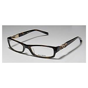VERA WANG Eyeglasses V083 Tortoise 52MM