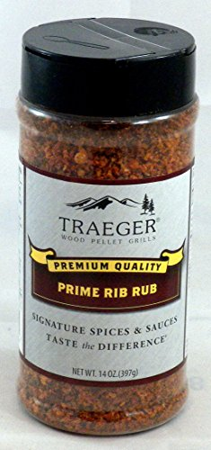 Traeger Prime Rib Rub, 14 Ounce (Roast Rub)