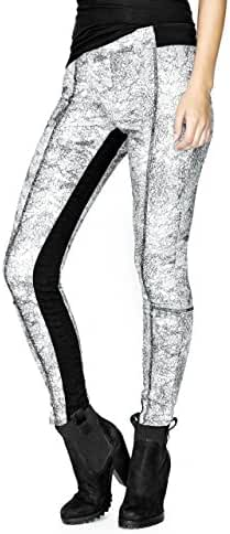 Guess Women's Crackled Yoga Leggings