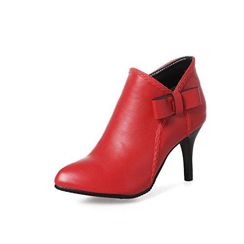 ANDku01838 EU 35 Zeppa Sandali AN con Rosso Donna Red OdFwq8n0