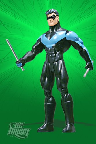 DC Direct Superman & Batman Series 3 Public Enemies Action F
