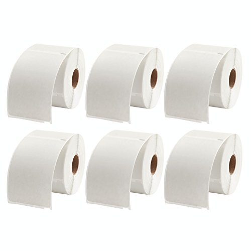 good MFLABEL 6 Rolls Dymo 1744907 Compatible Thermal