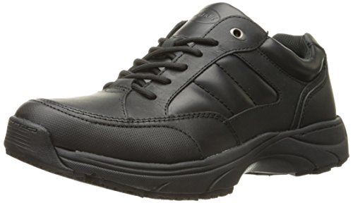 Dr. Scholl's Shoes Men's Aiden-M, Black, 10.5 M US
