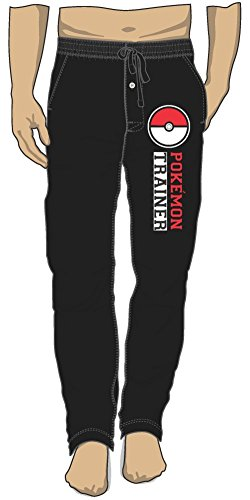 Pokemon Trainer Logo Pajama Sleep Pants Go Photo