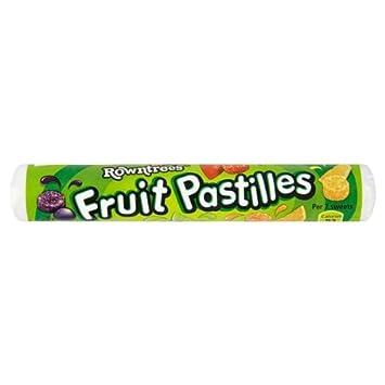 Rowntree Fruit Pastilles 52,5 g (paquete de 48 x 52 g ...