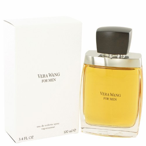Vera Wang By VERA WANG FOR MEN 3.4 oz Eau De Toilette (Vera Wang Pure Perfume Spray)