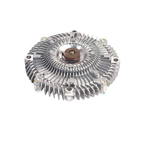 MOCA Engine Cooling Fan Clutch for 1983-1996 Nissan Pathfinder & Nissan Maxima & Nissan 240SX 300ZX & Infiniti M30 2.4L 3.0L L4 V6
