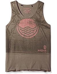Buffalo David Bitton Men's Tiwave Sleeveless Fashion Tank...
