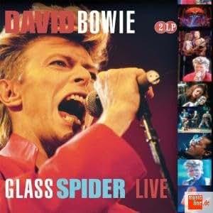 glass spider live LP
